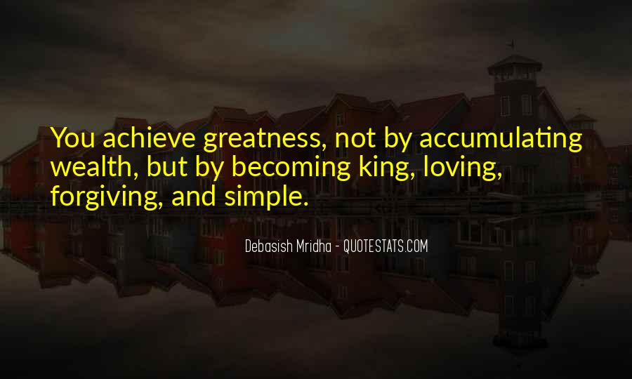 Quotes About Accumulating Wealth #1369373
