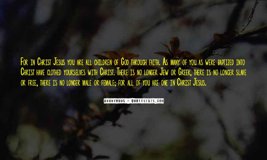 Quotes About Baptized #1399686
