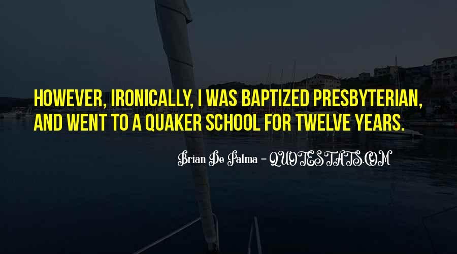 Quotes About Baptized #1402224