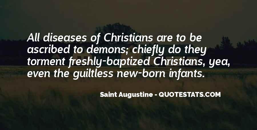 Quotes About Baptized #241459