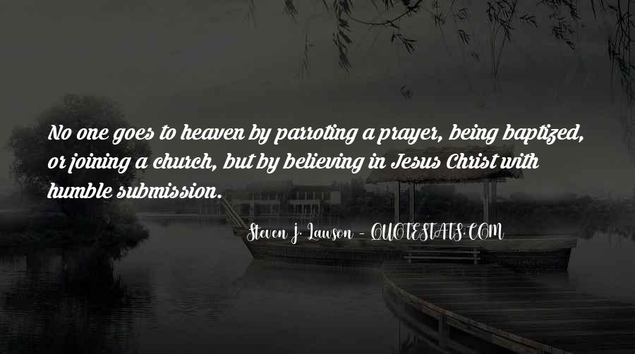 Quotes About Baptized #384293