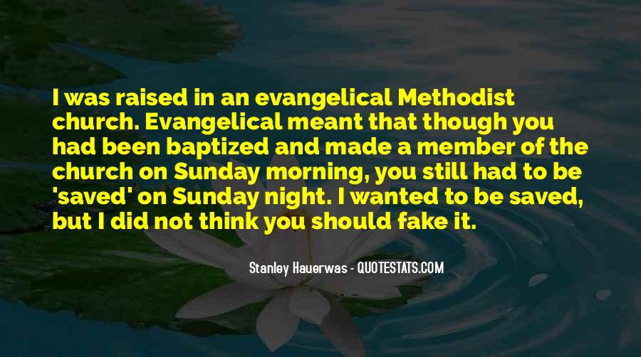 Quotes About Baptized #417086