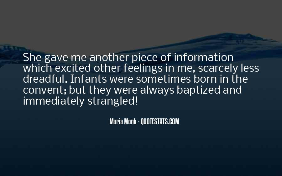 Quotes About Baptized #482511