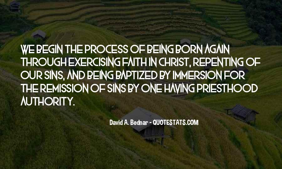 Quotes About Baptized #652015