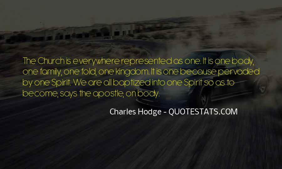 Quotes About Baptized #79076