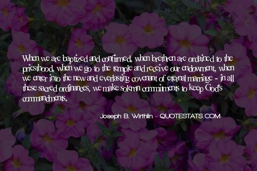 Quotes About Baptized #877375