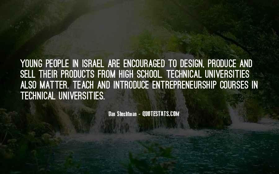 Quotes About Young Entrepreneurship #1098973