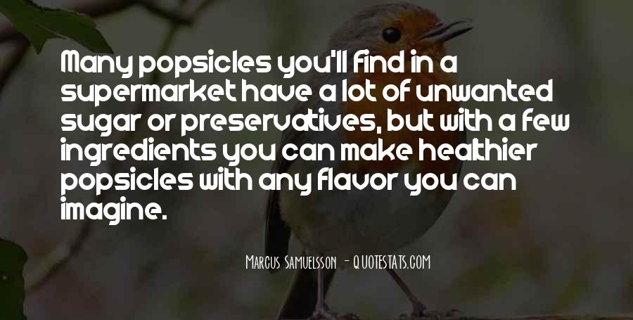 Quotes About Popsicles #101594
