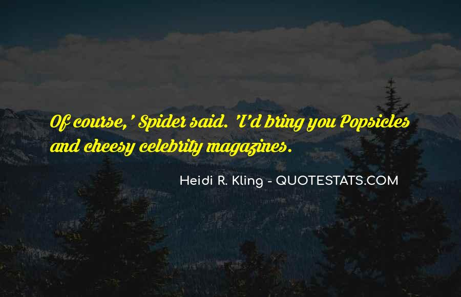 Quotes About Popsicles #1562381