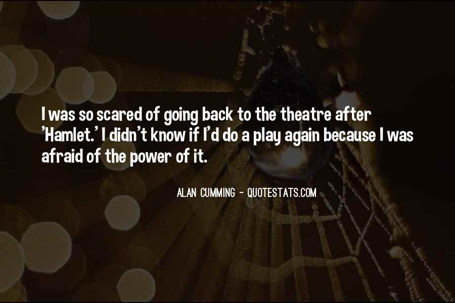 Quotes About Power In Hamlet #238291