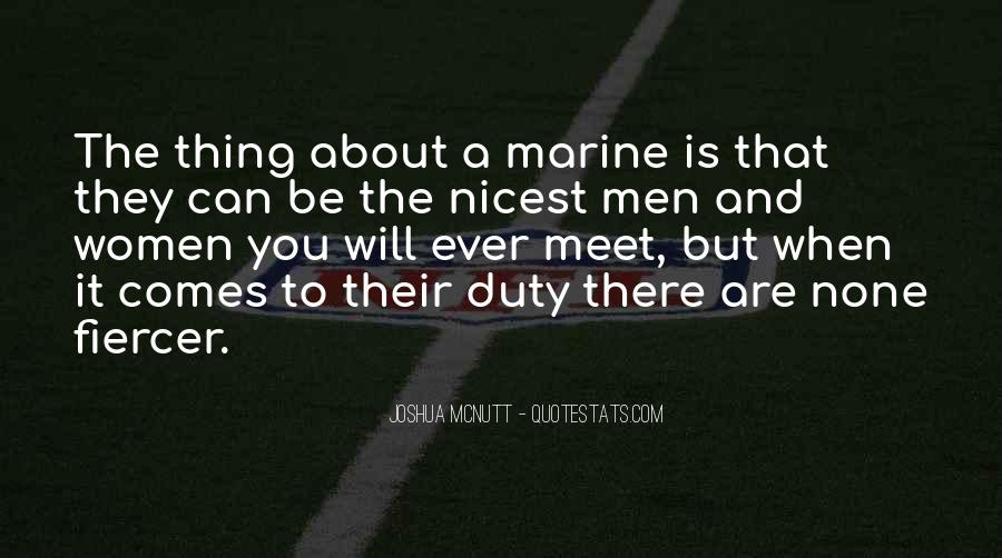 Quotes About Military Sacrifice #145257