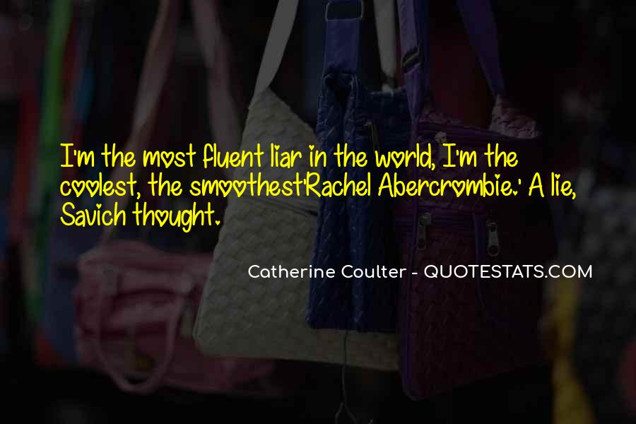 Quotes About Abercrombie #36936