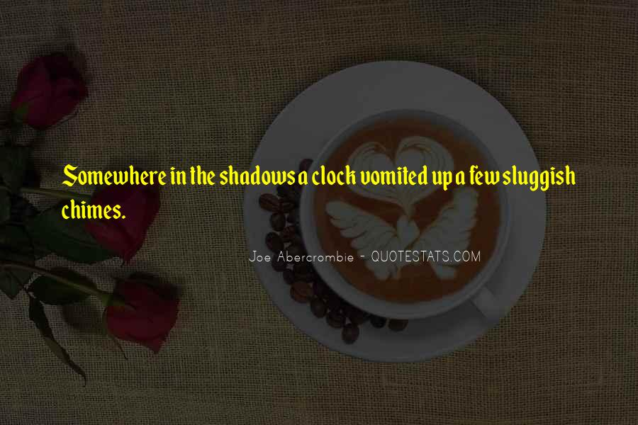 Quotes About Abercrombie #67524