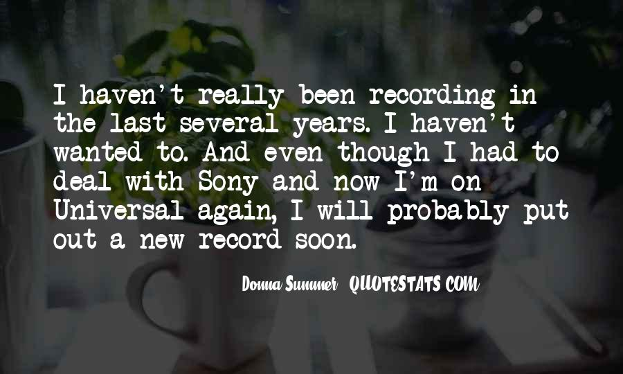 Quotes About Sony #1001824