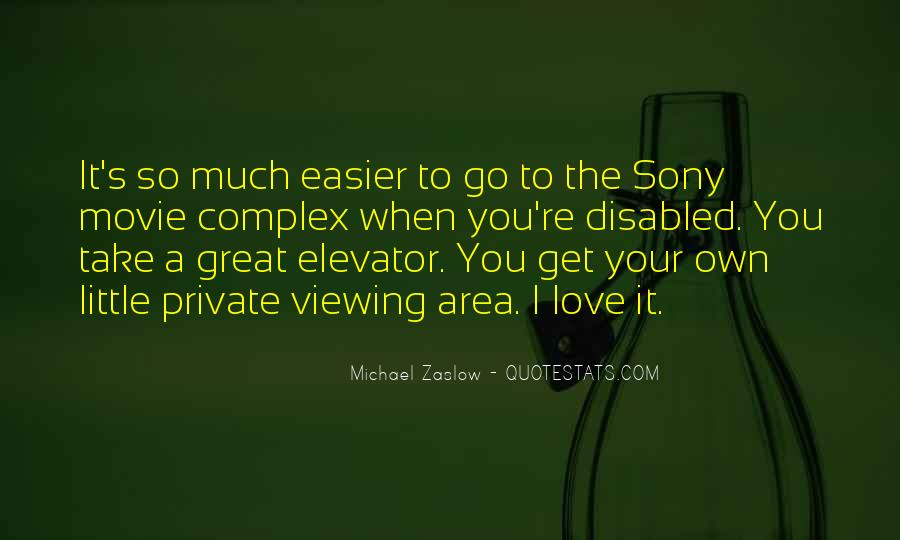 Quotes About Sony #1084881