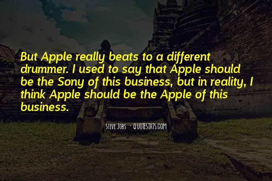 Quotes About Sony #1129089