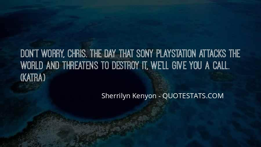 Quotes About Sony #254858