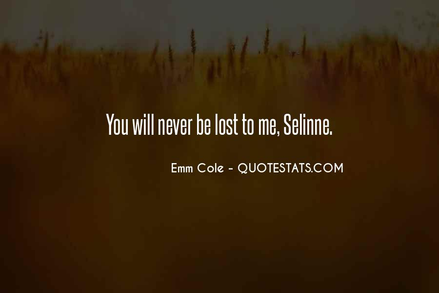 Quotes About Lost Love And Friendship #1112815