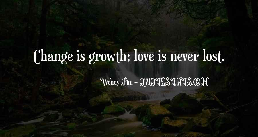 Quotes About Lost Love And Friendship #918685