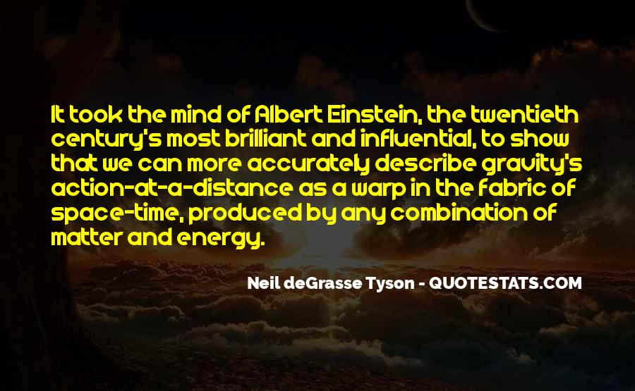 Quotes About Energy Einstein #1240834