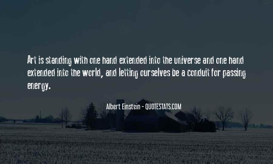 Quotes About Energy Einstein #1286833