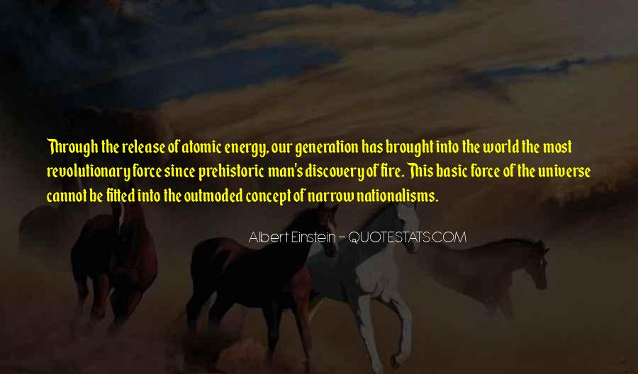 Quotes About Energy Einstein #731274