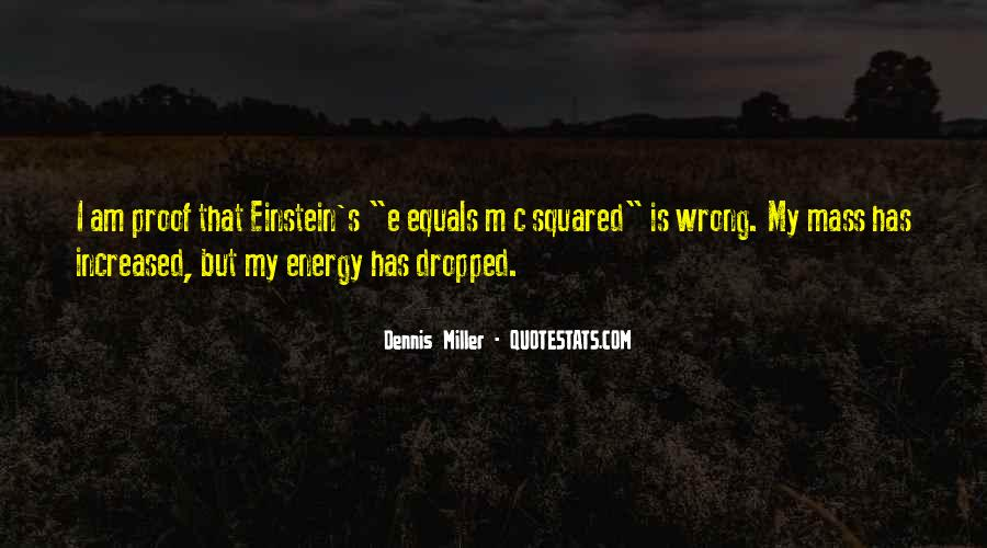 Quotes About Energy Einstein #732384