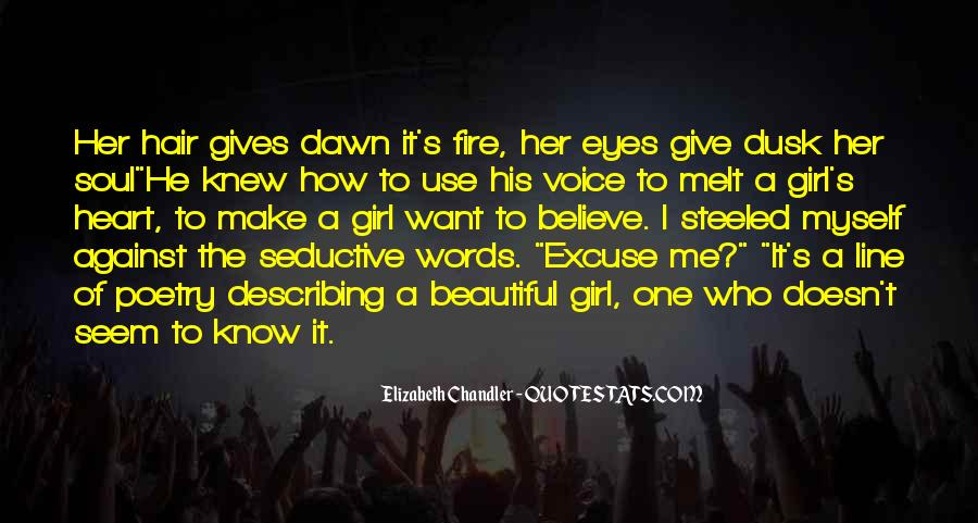 Quotes About A Girl With Beautiful Eyes #183499