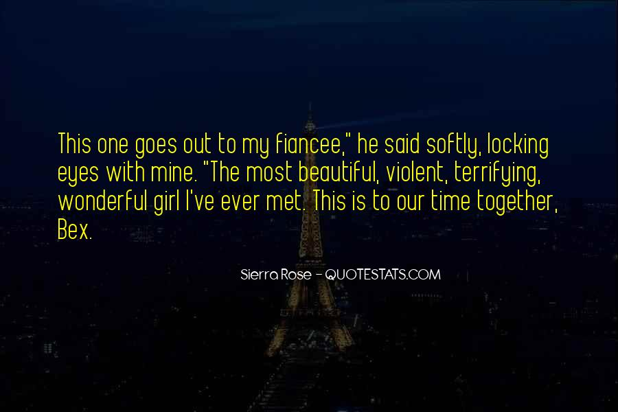 Quotes About A Girl With Beautiful Eyes #318695