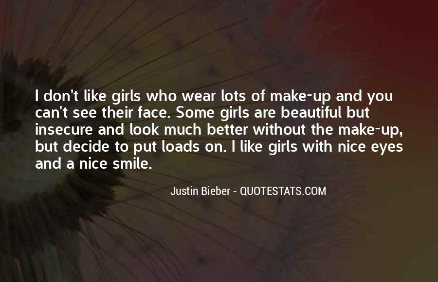 Quotes About A Girl With Beautiful Eyes #327170