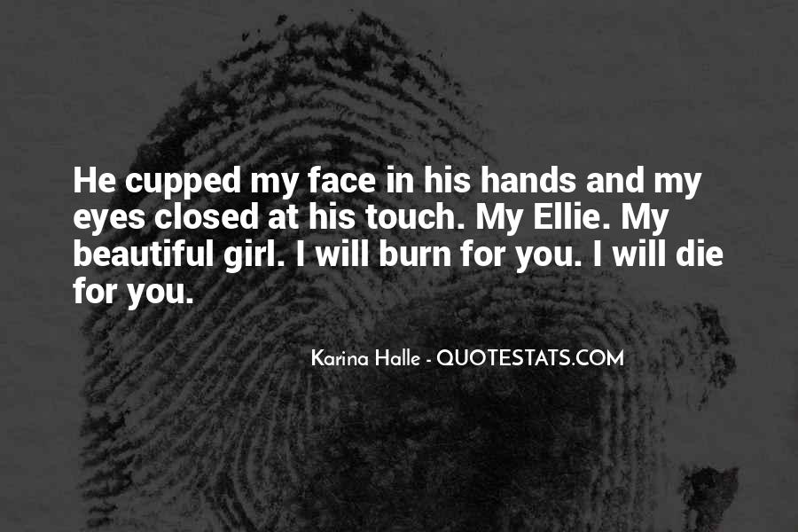 Quotes About A Girl With Beautiful Eyes #365494