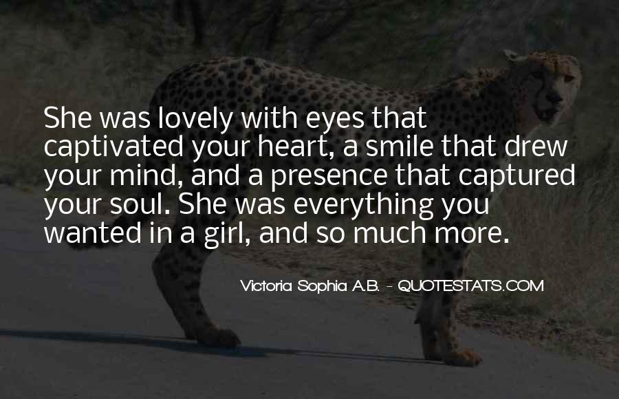 Quotes About A Girl With Beautiful Eyes #466200