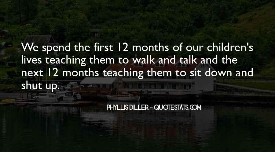 Quotes About 12 Months #1625900