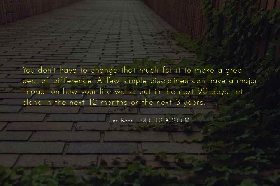 Quotes About 12 Months #372263