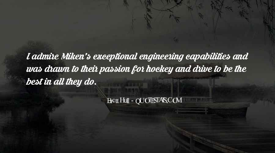 Quotes About Drive And Passion #914762