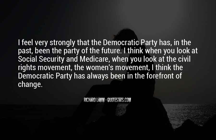 Quotes About Women's Rights Movement #1273263