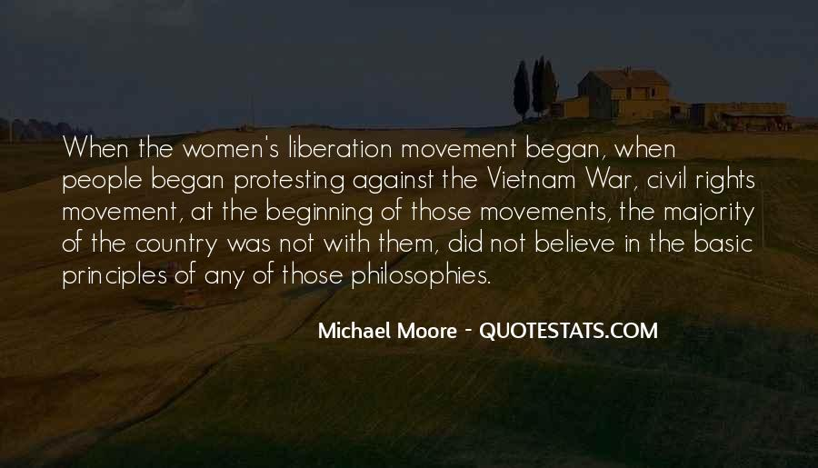 Quotes About Women's Rights Movement #1742483