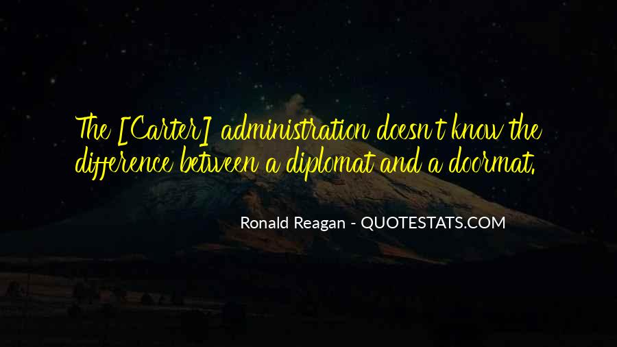 Quotes About Diplomats #1053762