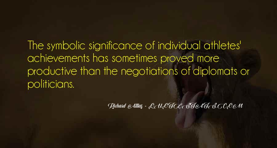Quotes About Diplomats #1239386