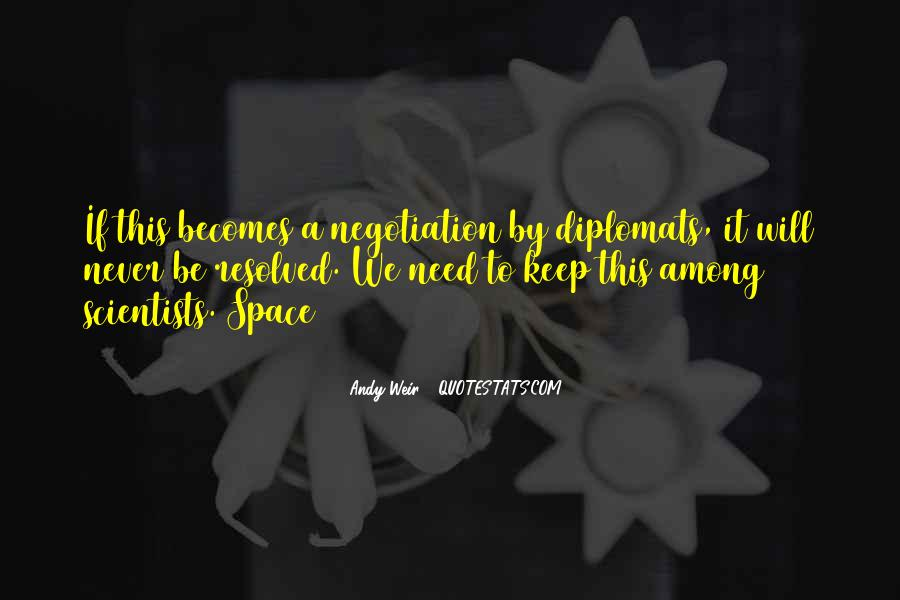 Quotes About Diplomats #1241546