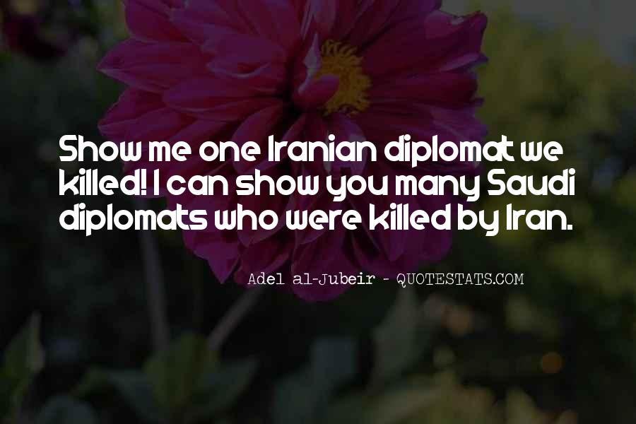 Quotes About Diplomats #1312159