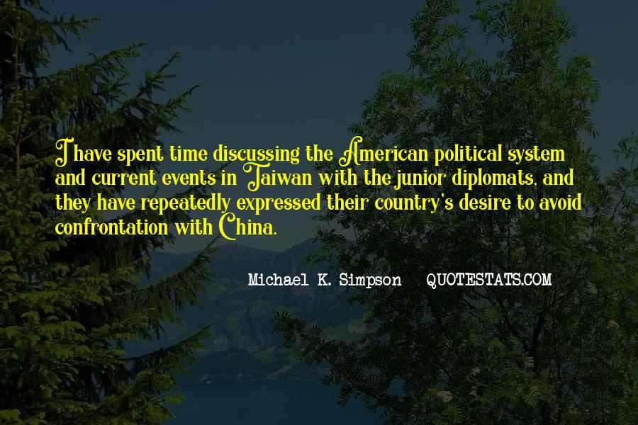 Quotes About Diplomats #1550612
