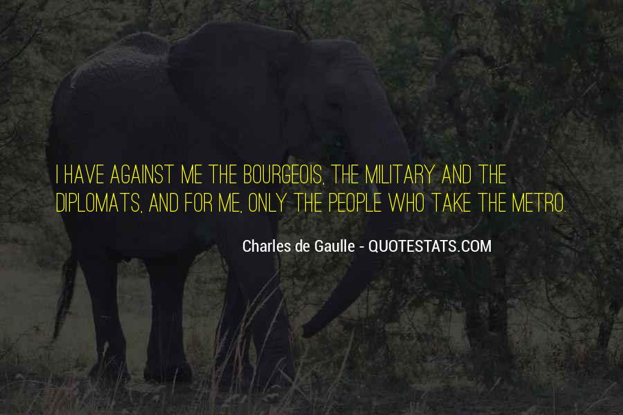 Quotes About Diplomats #269722