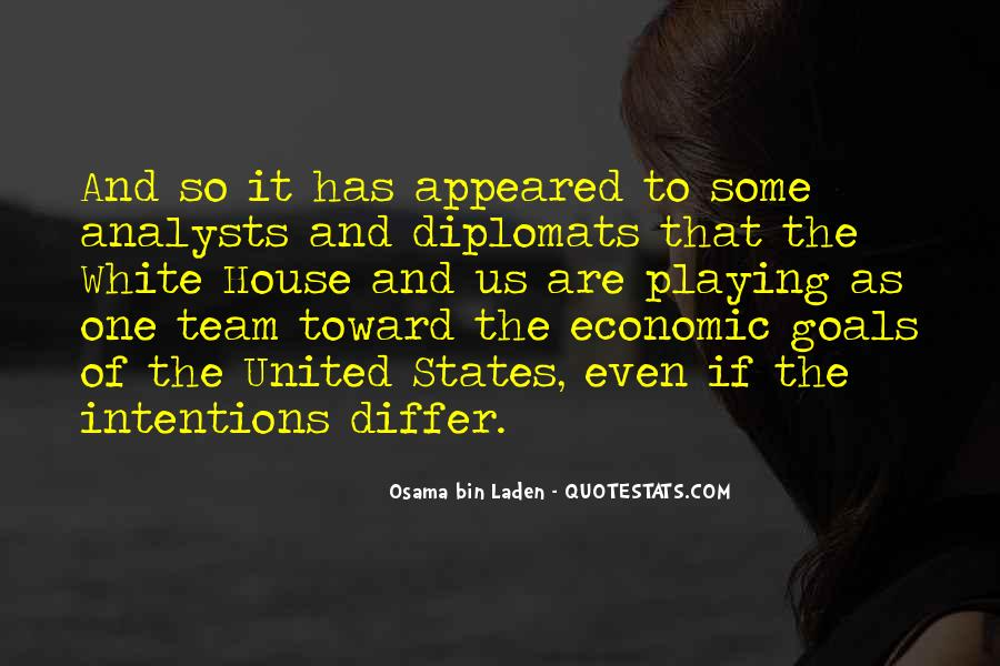 Quotes About Diplomats #650186