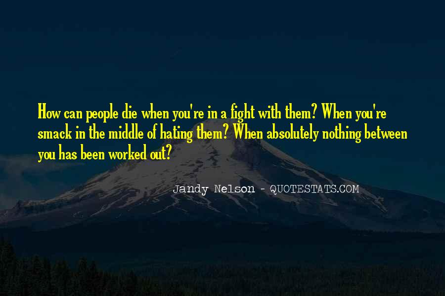 Quotes About Not Hating Your Ex #68462