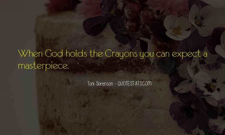 Quotes About Crayons And Life #530369
