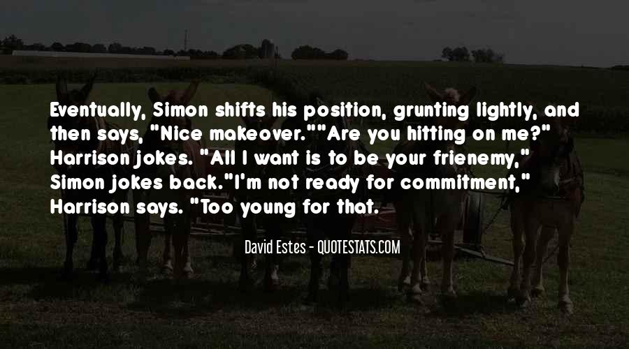 Quotes About Simon Says #757170