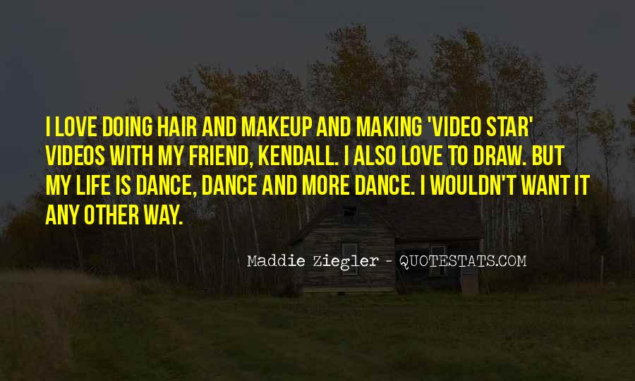 Quotes About Makeup And Life #1280008