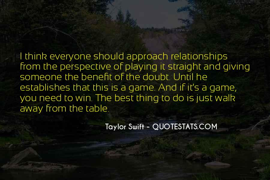 Quotes About Doubt In Relationships #878799