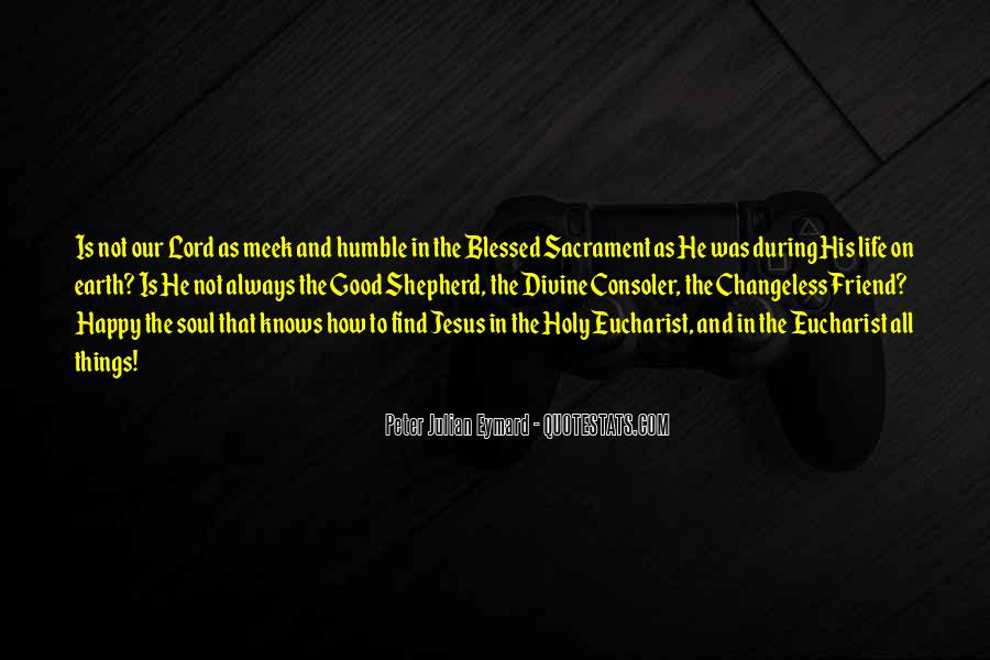Quotes About Jesus As The Good Shepherd #1261721